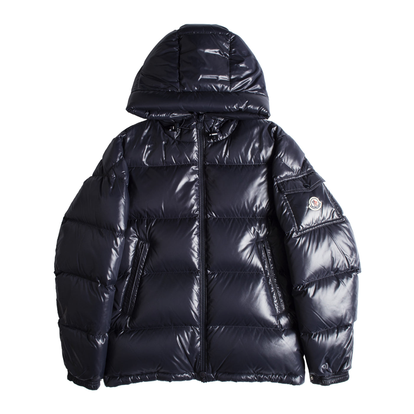 "Load image into Gallery viewer, MONCLER ""ECRINS"" JACKET BLACK"