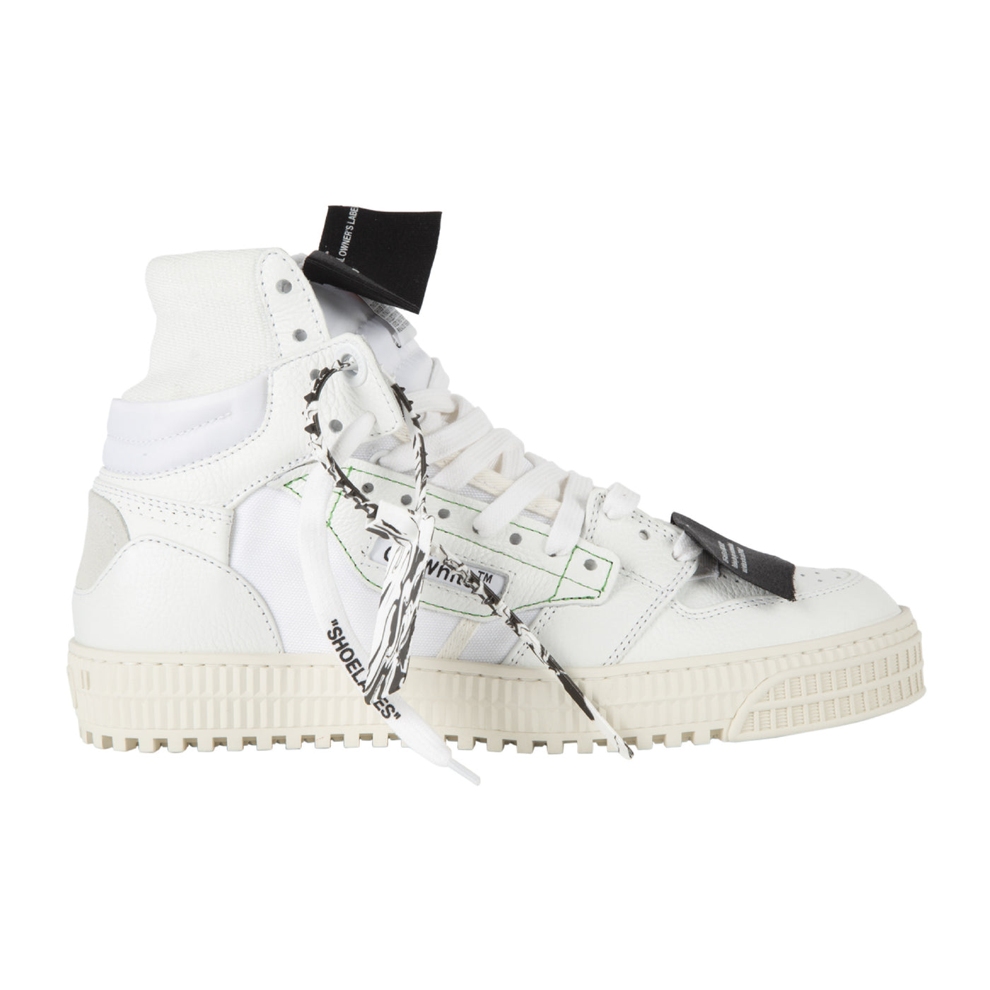 Load image into Gallery viewer, OFF-WHITE OFF COURT SNEAKER WHITE