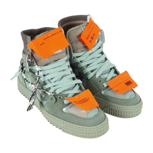 OFF-WHITE OFF COURT SNEAKER GREEN