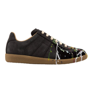 "MAISON MARGIELA ""REPLICA"" SNEAKERS BLACK"