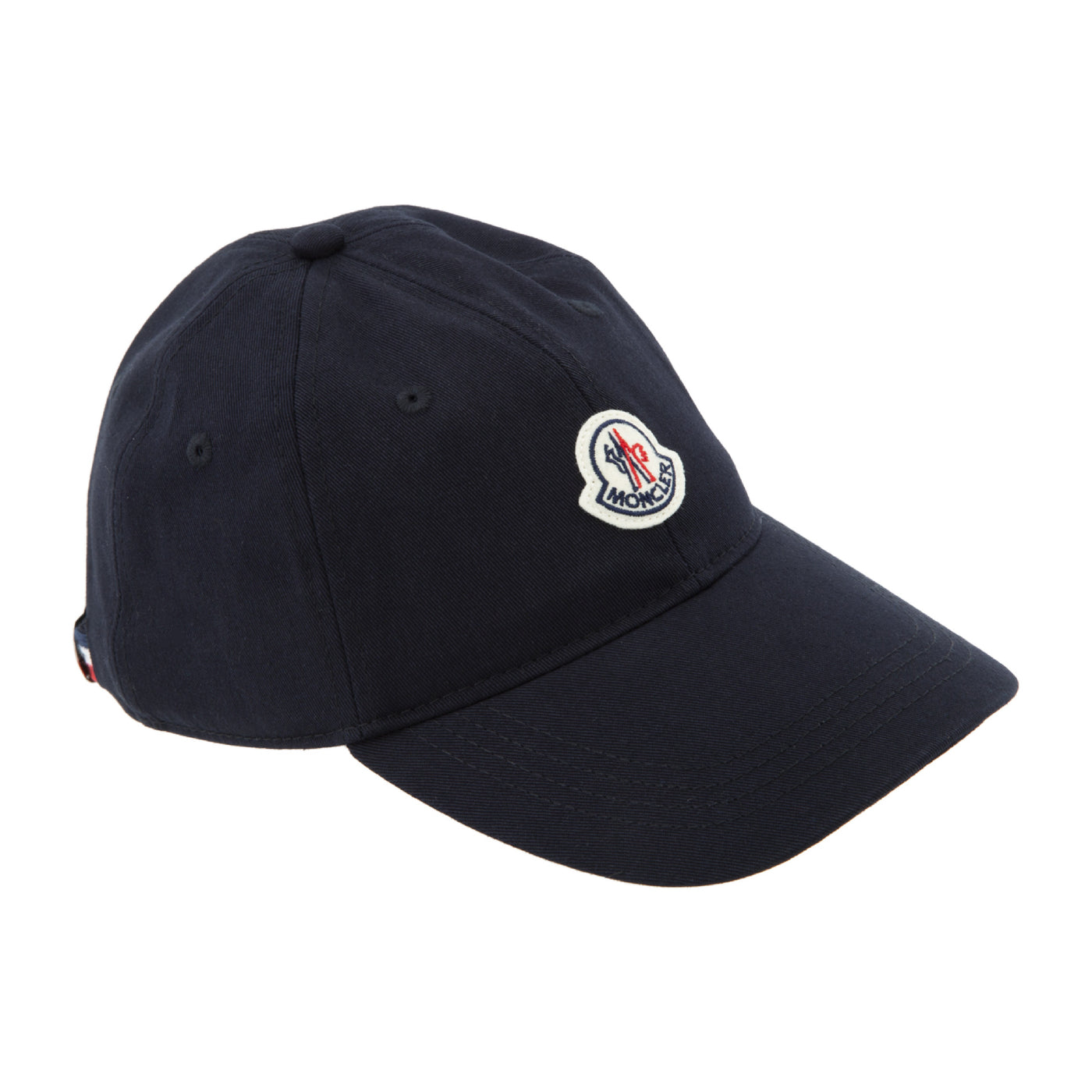 Load image into Gallery viewer, MONCLER BERRETTO BASEBALL CAP BLUE