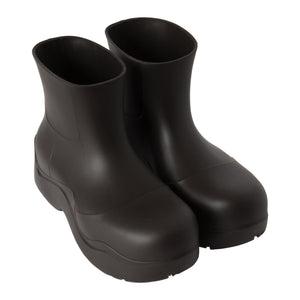 BOTTEGA VENETA BV PUDDLE BOOTS BLACK