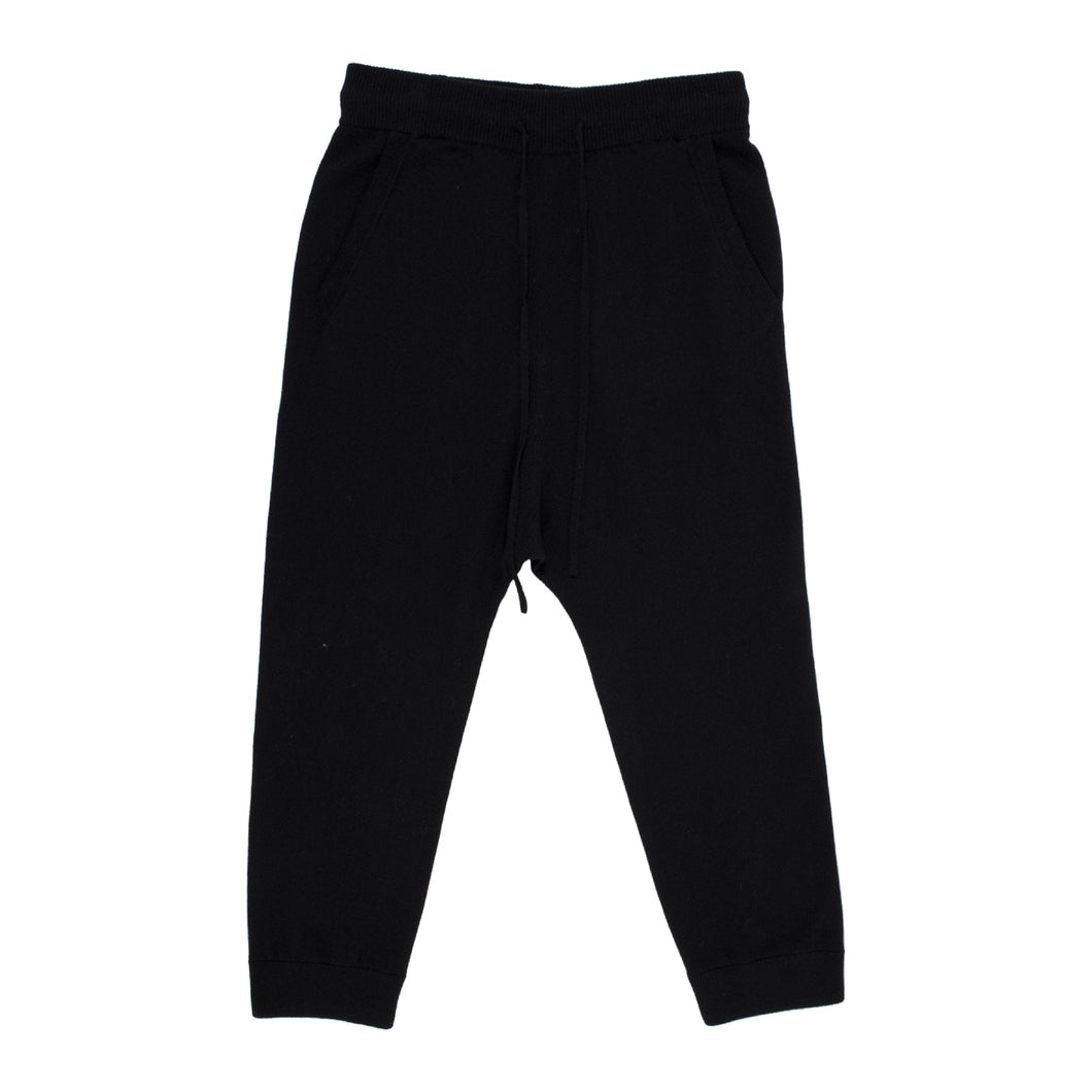 NILI LOTAN PARIS SWEATPANT BLACK