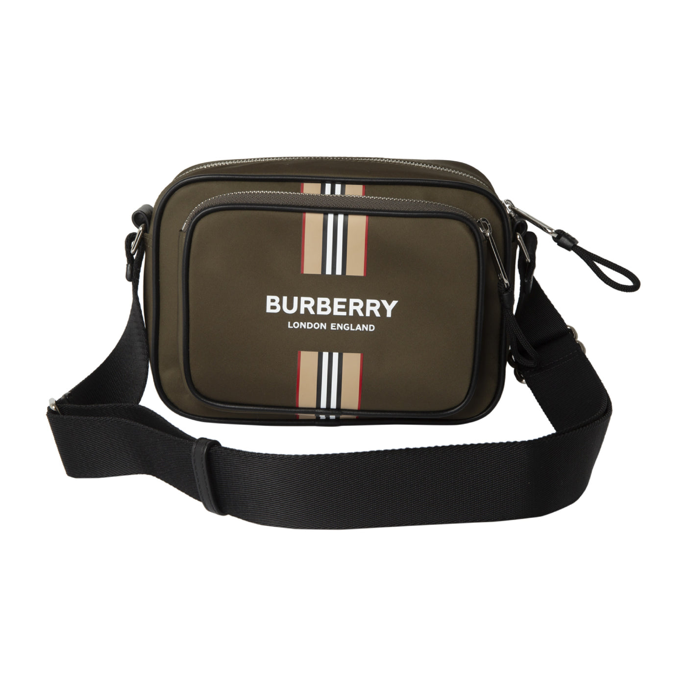 Load image into Gallery viewer, BURBERRY CROSSBODY GREEN