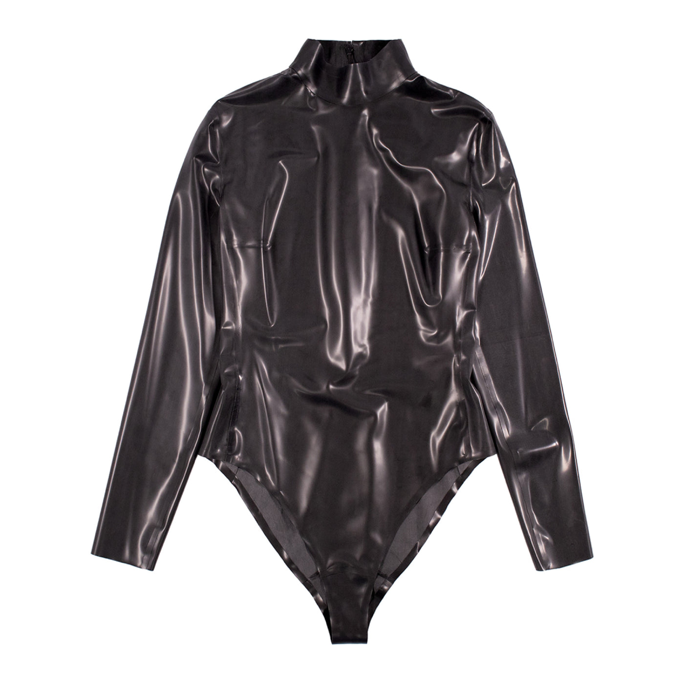 Load image into Gallery viewer, SAINT LAURENT BODYSUIT BLACK