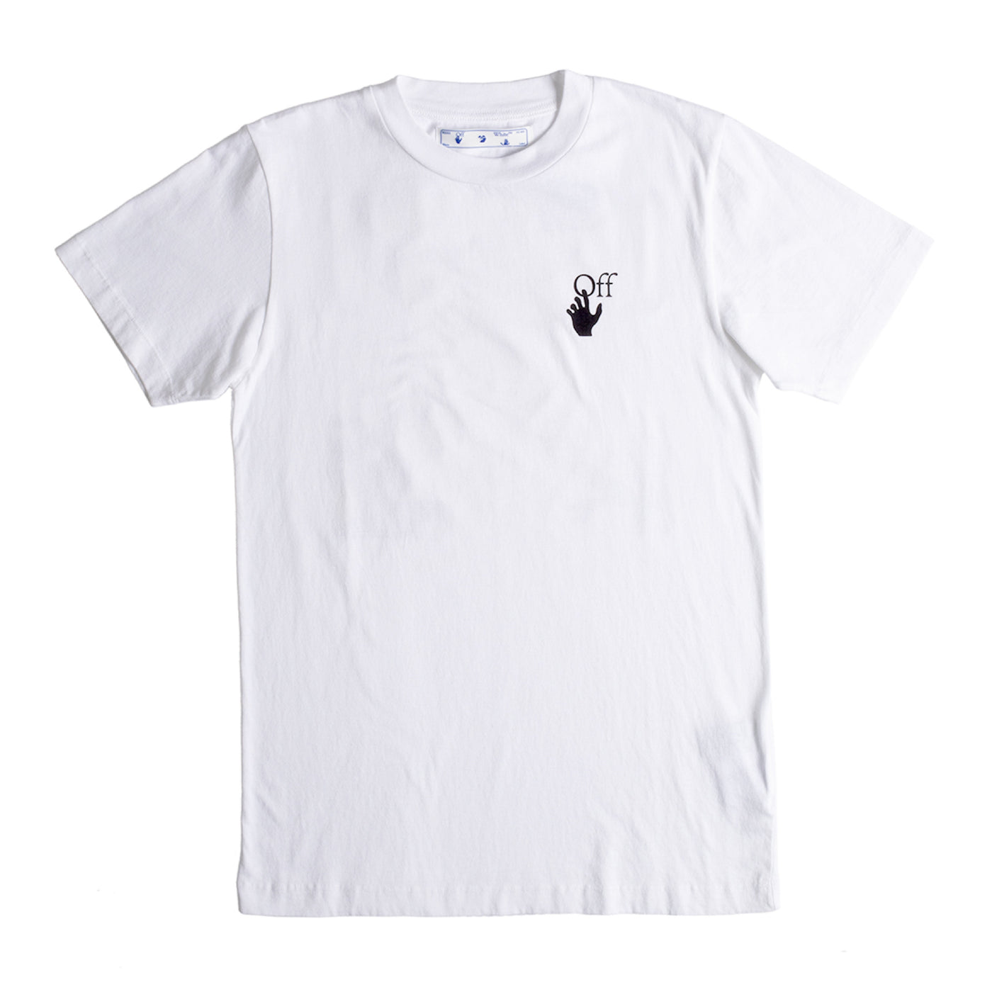 Load image into Gallery viewer, OFF-WHITE PASCAL ARROW SLIM TEE WHITE
