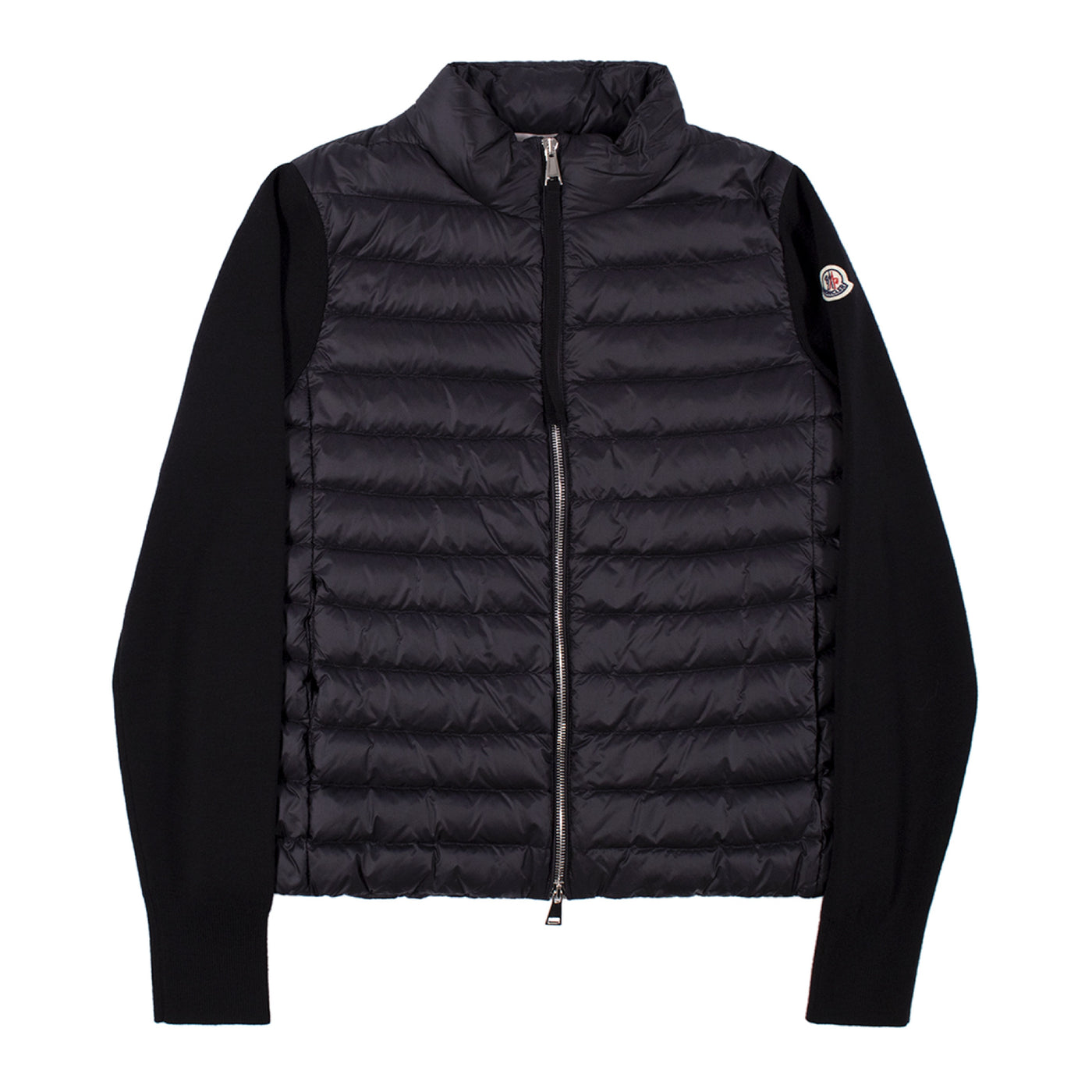 Load image into Gallery viewer, MONCLER LIGHTWEIGHT JACKET BLACK