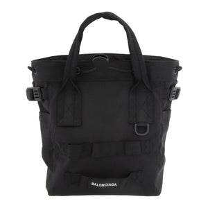 BALENCIAGA ARMY TOTE BAG BLACK
