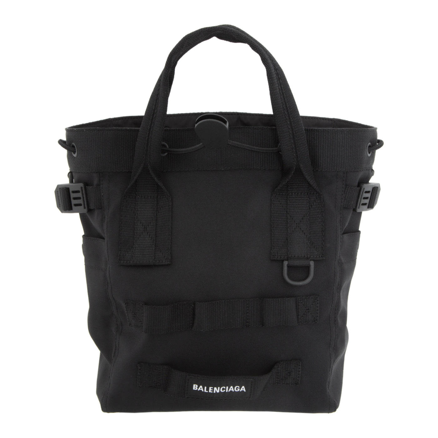 Load image into Gallery viewer, BALENCIAGA ARMY TOTE BAG BLACK