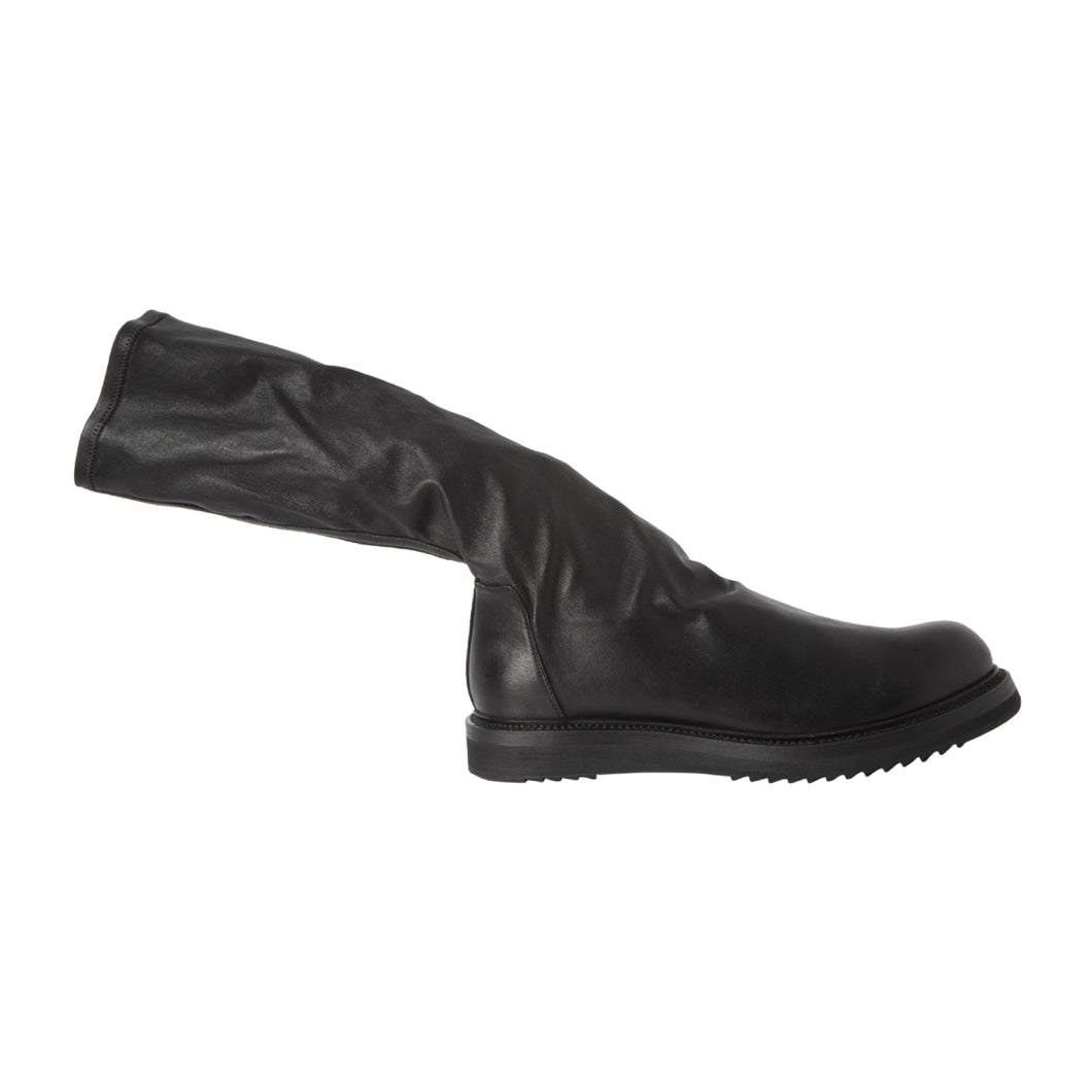 RICK OWENS CREEPER SOCK SNEAKERS BLACK