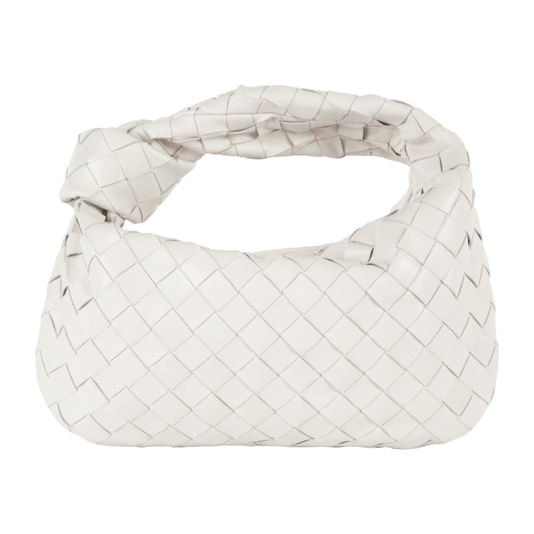 BOTTEGA VENETA MINI BV JODIE WHITE