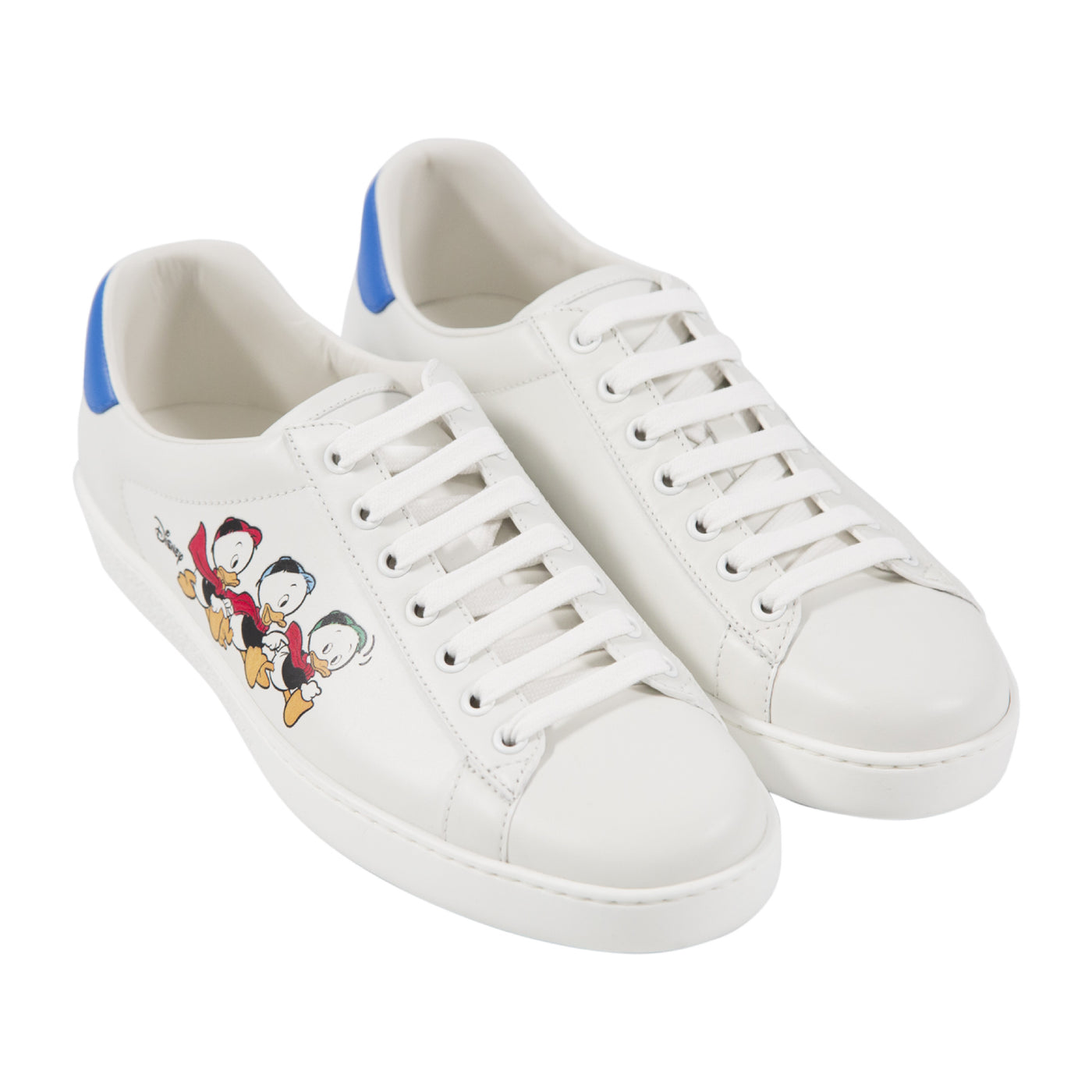 Load image into Gallery viewer, GUCCI ACE SNEAKER WHITE