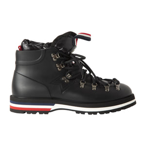 MONCLER HIKING BOOTS BLACK