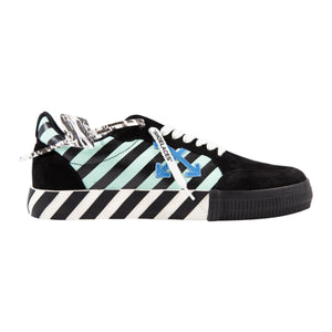 OFF-WHITE VULCANIZED SNEAKERS BLACK