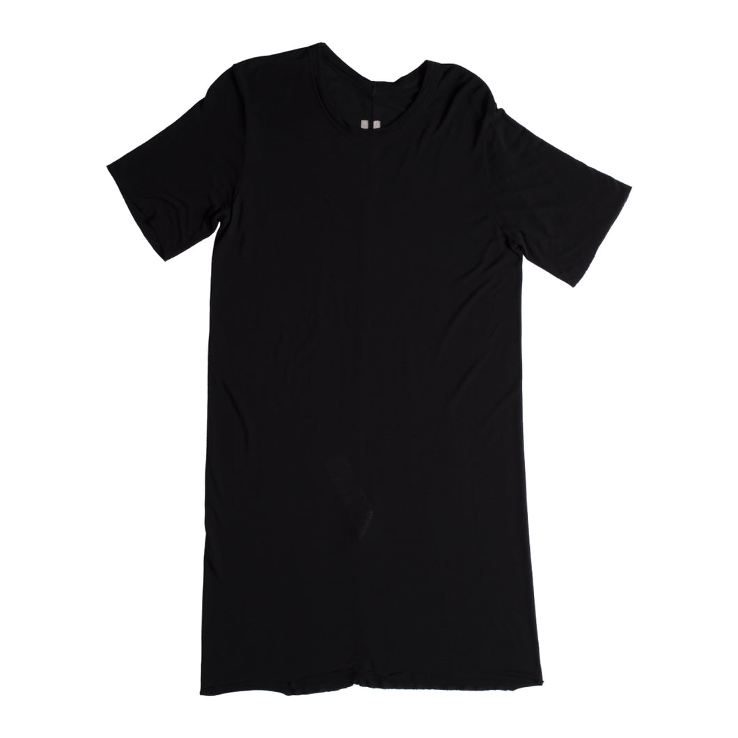 RICK OWENS BASIC TEE BLACK