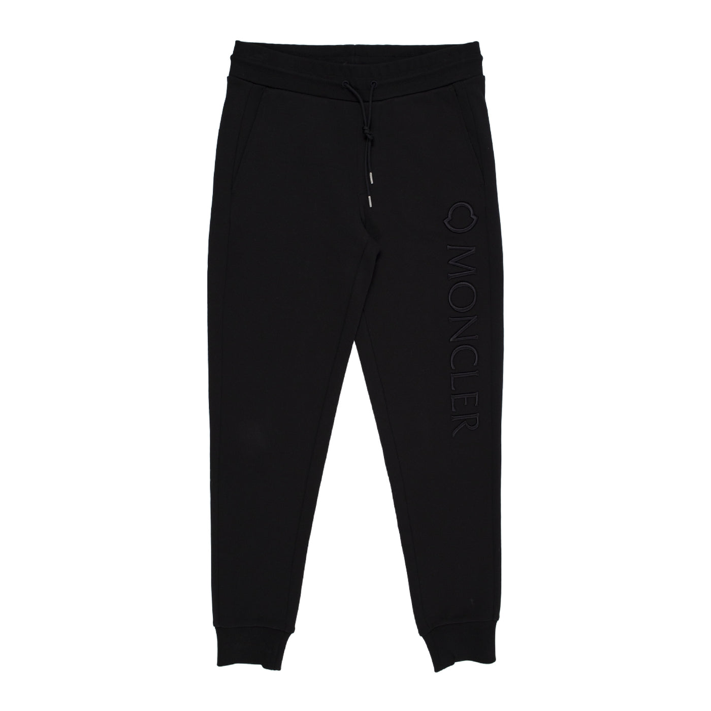 Load image into Gallery viewer, MONCLER MONCLER SWEATPANTS BLACK
