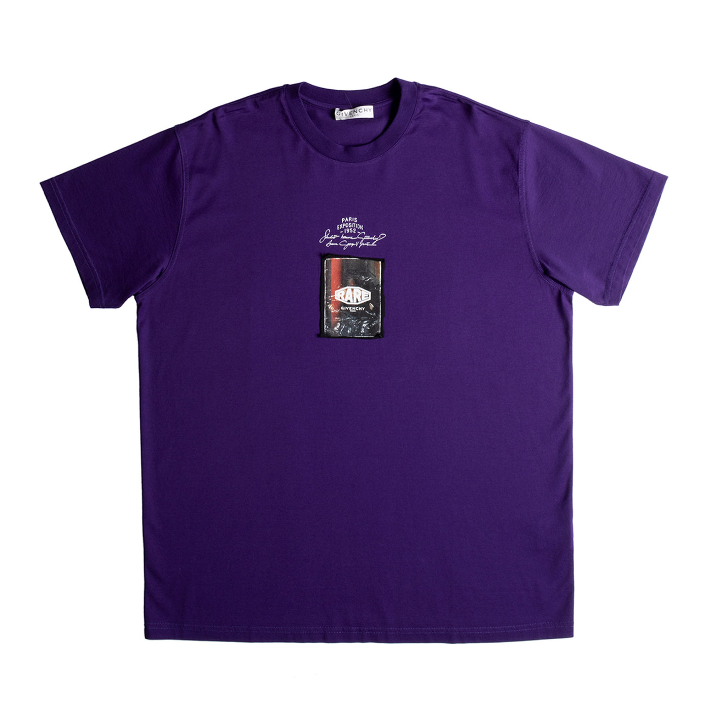 Load image into Gallery viewer, GIVENCHY OVERSIZE FIT T-SHIRT PURPLE