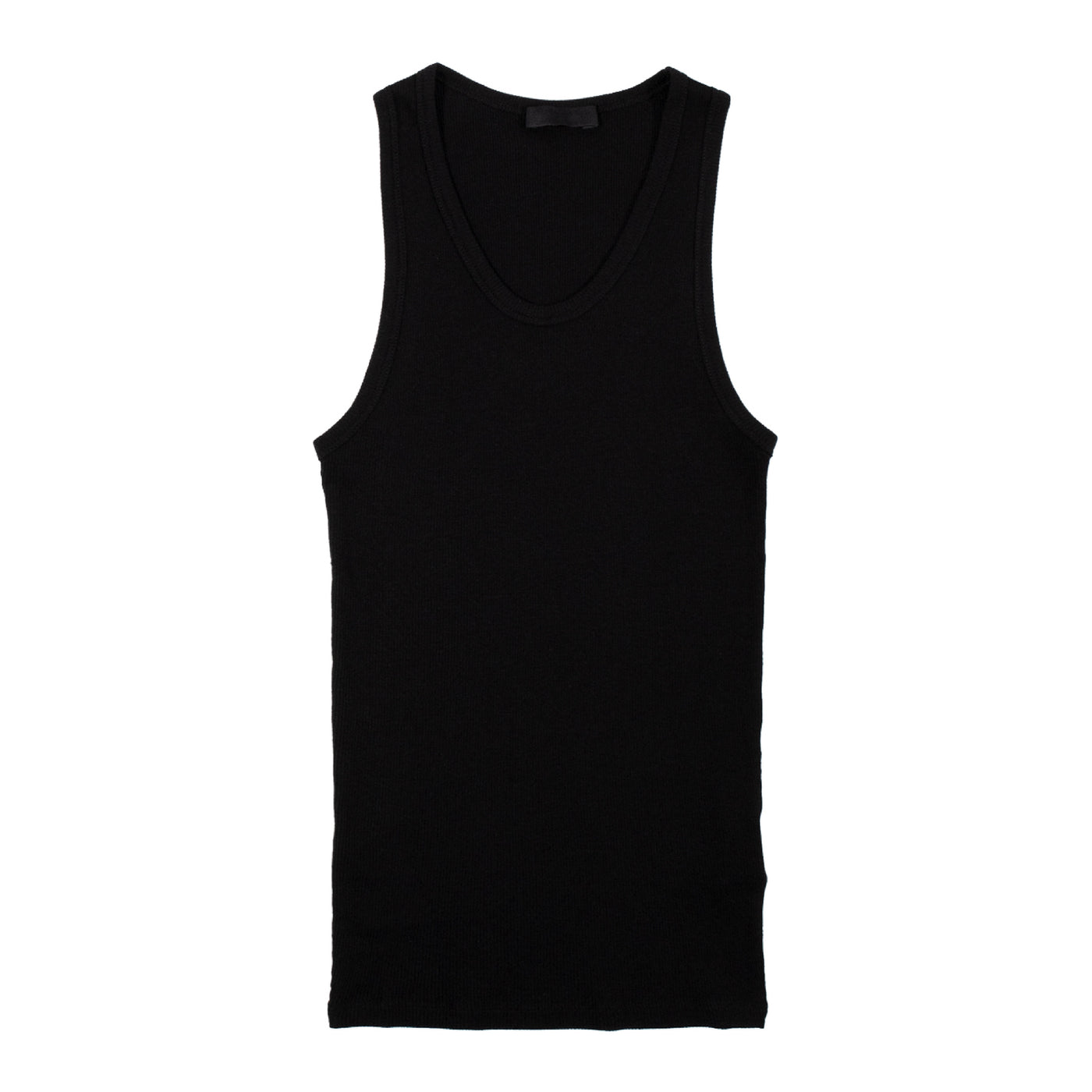 Load image into Gallery viewer, WARDROBE.NYC RIBBED TANK TOP BLACK