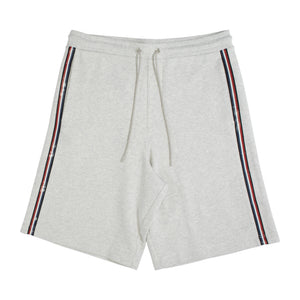 MONCLER SWEATSHORTS GREY