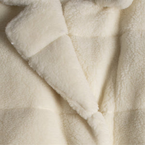 "MONCLER ""BAGAUD"" COAT WHITE"
