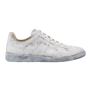 "MAISON MARGIELA ""WHITE ICONS"" SNEAKERS GREY"