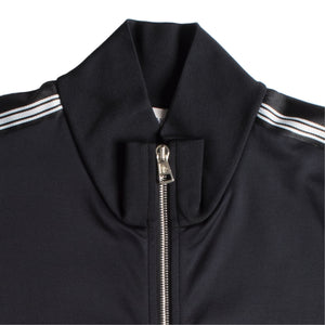 "MONCLER ""MAGLIA"" ZIP SWEATER BLACK"