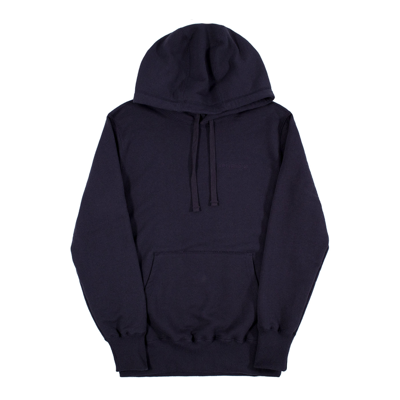 Load image into Gallery viewer, AIMÉ LEON DORE HOODIE SWEATSHIRT NAVY