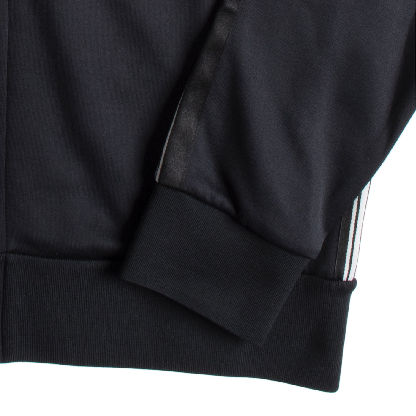 "Load image into Gallery viewer, MONCLER ""MAGLIA"" ZIP SWEATER BLACK"
