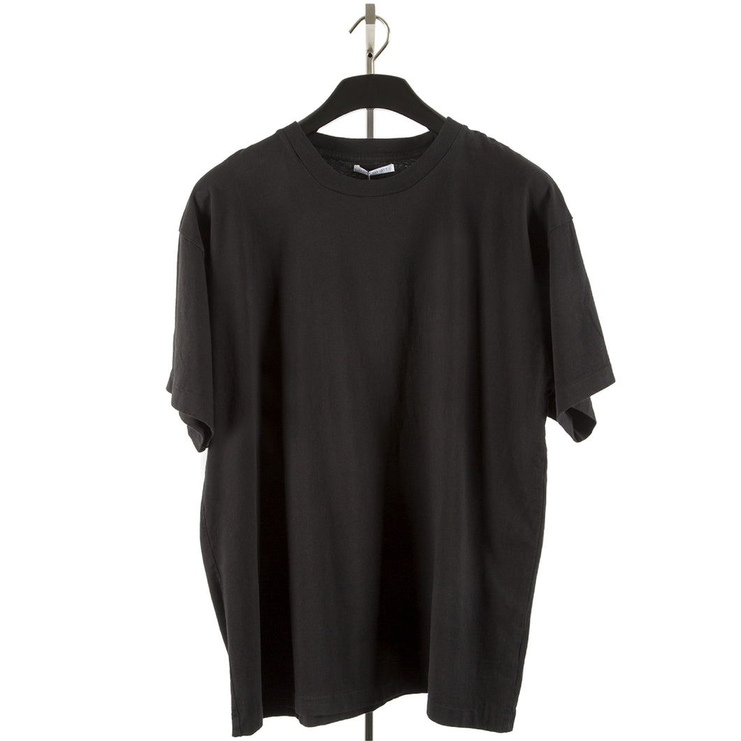 JOHN ELLIOTT RECYCLED COTTON T-SHIRT BLACK