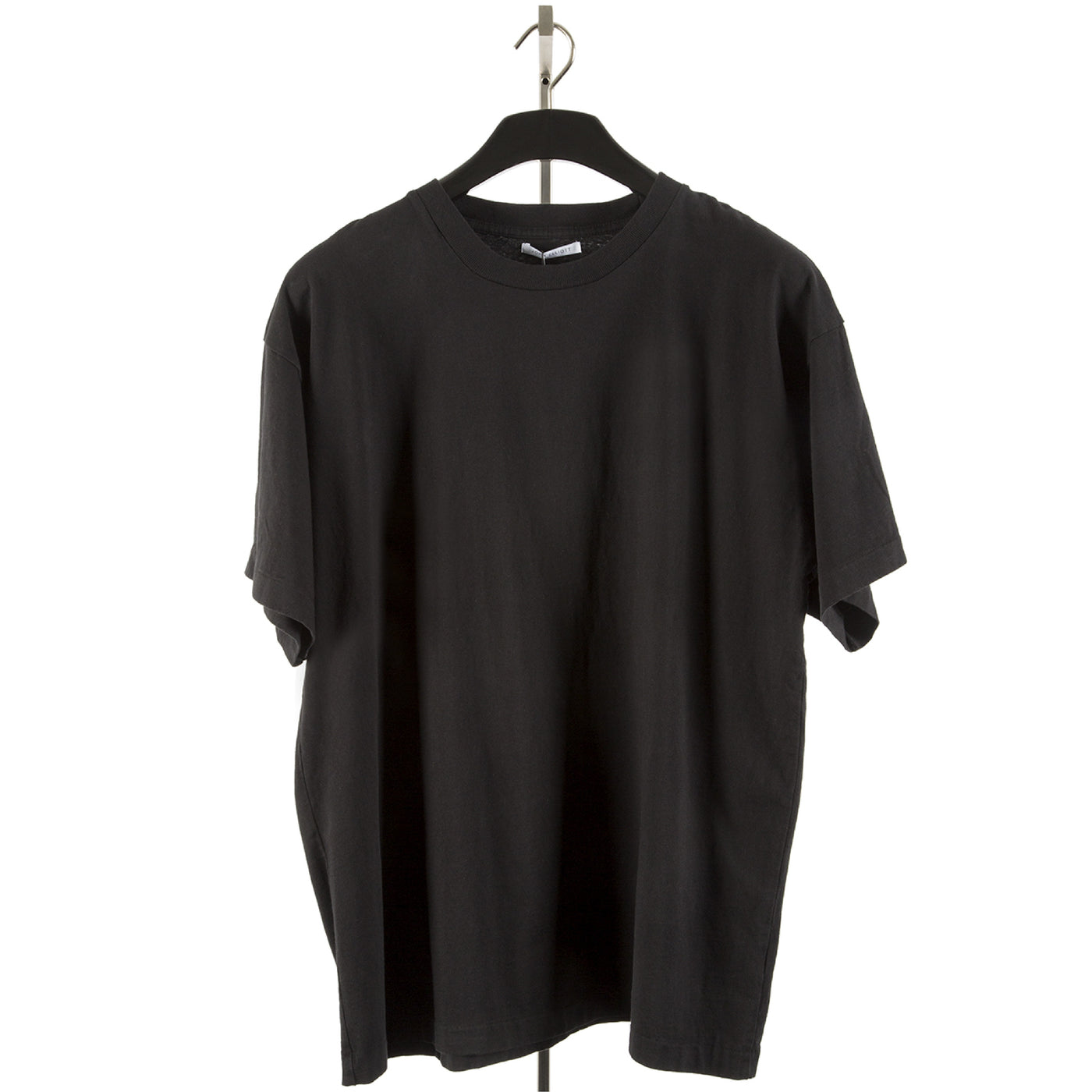 Load image into Gallery viewer, JOHN ELLIOTT RECYCLED COTTON T-SHIRT BLACK