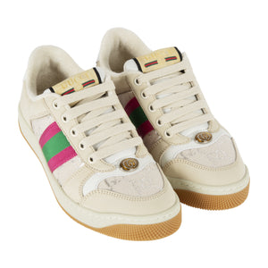 "GUCCI ""SCREENER"" CLASSIC SNEAKER MULTI"