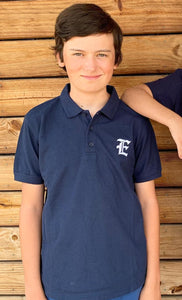 Enterprise Youth Embroidered Polo