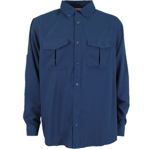 AFTCO Rangle LS Button Up