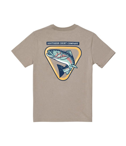Southern Shirt Trout Badge
