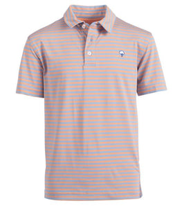 SSCO Youth Perdido Stripe Polo