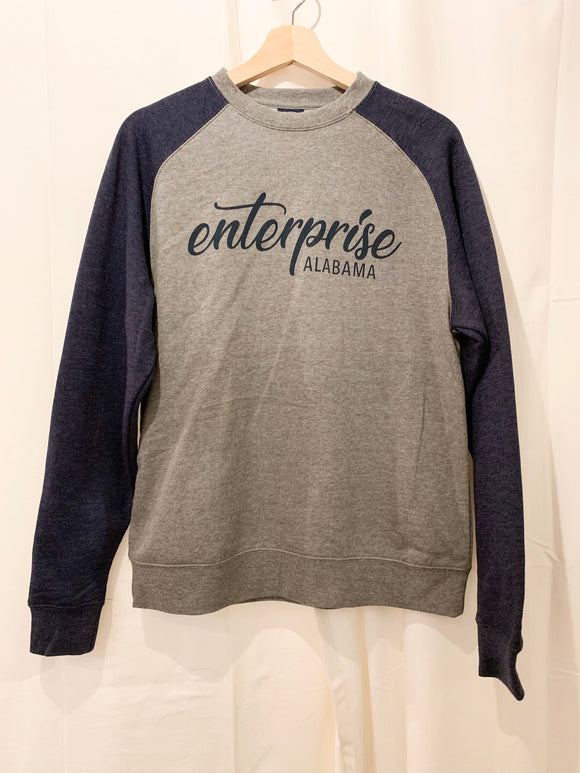 Enterprise Crew Neck