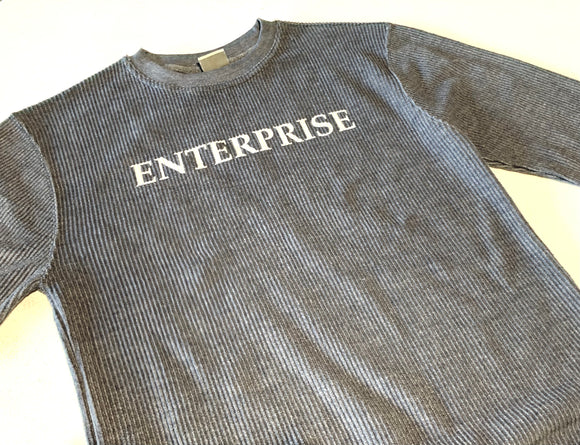 Enterprise Corduroy Crew Neck