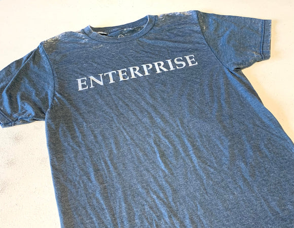 Enterprise Burnout Tee