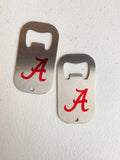 Cam's Cottons Bottle Opener Key Chain