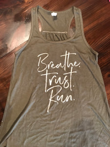 Heavenly Heart Breathe Trust Run