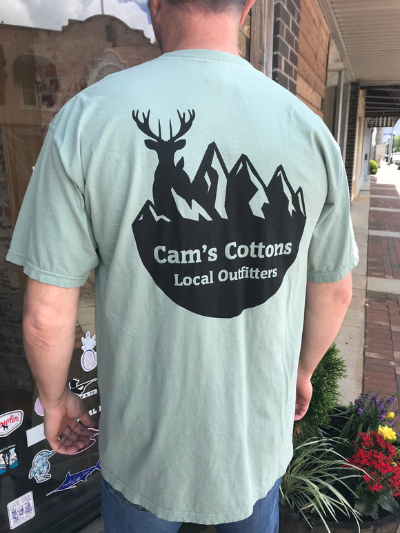 Cam's Cottons Mountain Deer