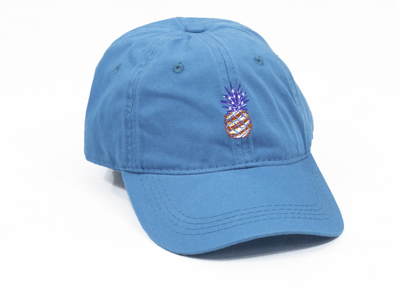 MG Palmer Patriotic Pineapple Hat