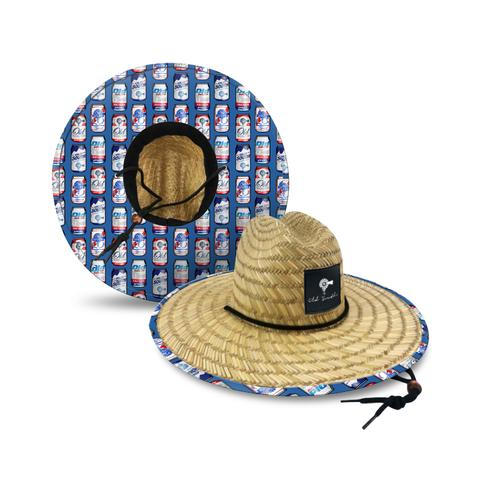 Old South Beer Me Straw Hat