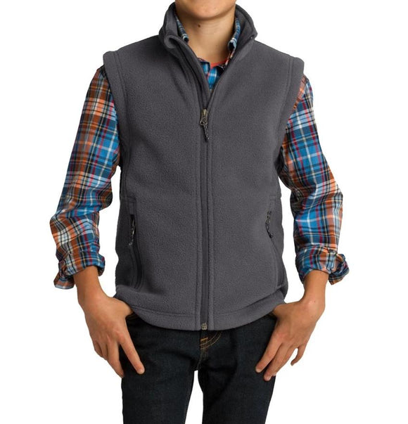 Youth Grey Vest