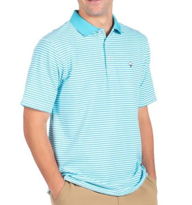 SSCO Folly Beach Pique Polo