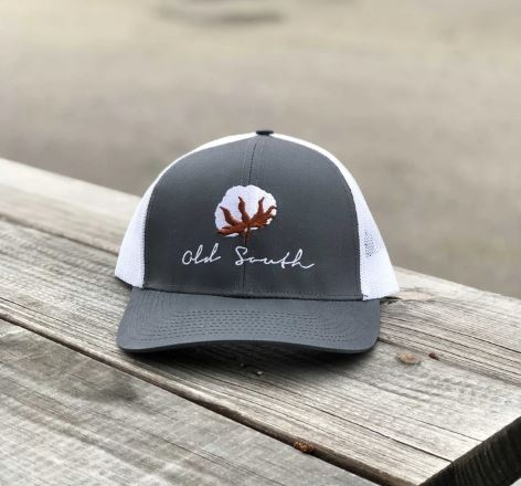 Old South Cotton Trucker Hat