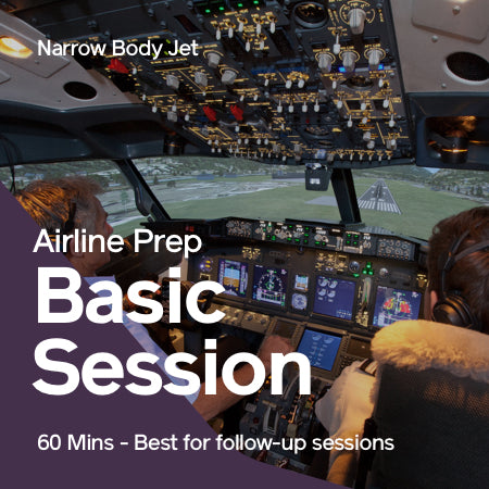 Airline Simulator Assessment Training