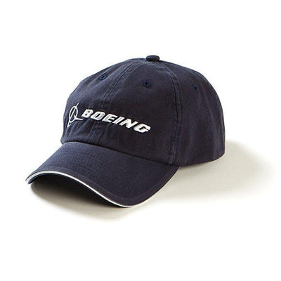 Boeing Chino Bill Hat