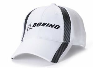 Boeing Carbon Fibre Signature Hat