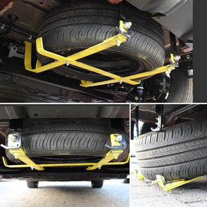 Spare Wheel Under body mount **Wheel not included**